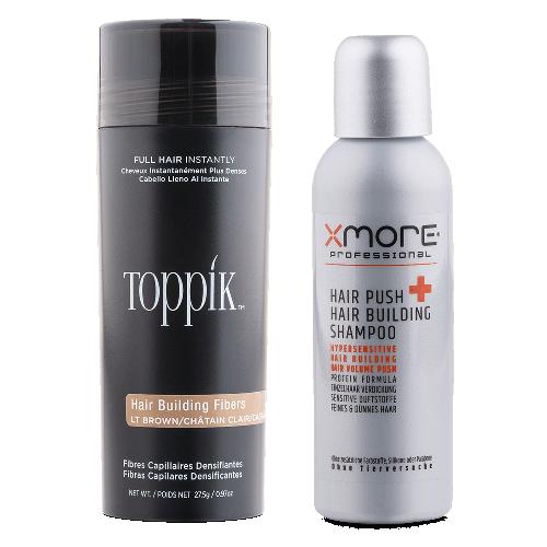 Toppik + Xmore Spar Set