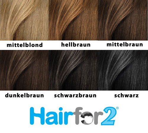 Hairfor2 Haarverdichtungs-Spray 300ml